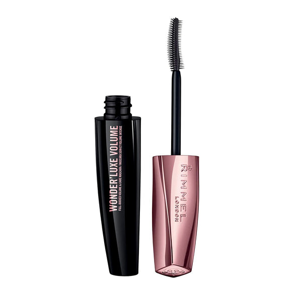 Rimmel London London - Wonder Luxe Volume Extreme Black Mascara