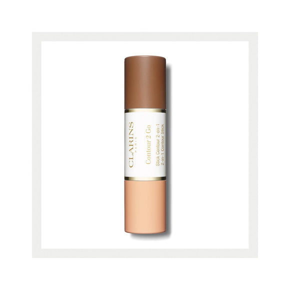 Clarins Foundation 2In1 Stick Contour 10G