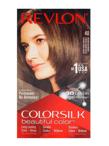 Revlon HairColor ColorSilk No. 40