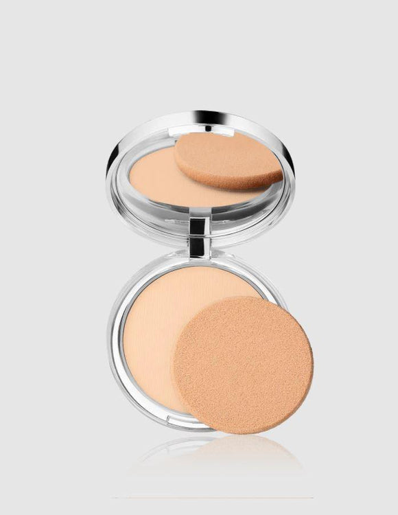 Clinique Stay Matte Sheer Pressed Powder # 02 Stay Neutral - enemmall.com