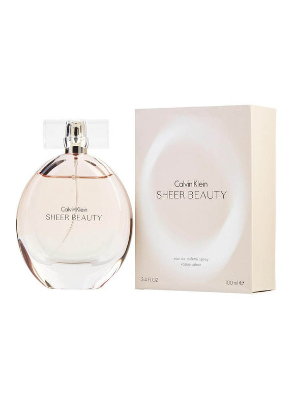 Calvin Klein Sheer Beauty EDT 100ml - Enem Store - Online Shopping Mall. The Generations Store