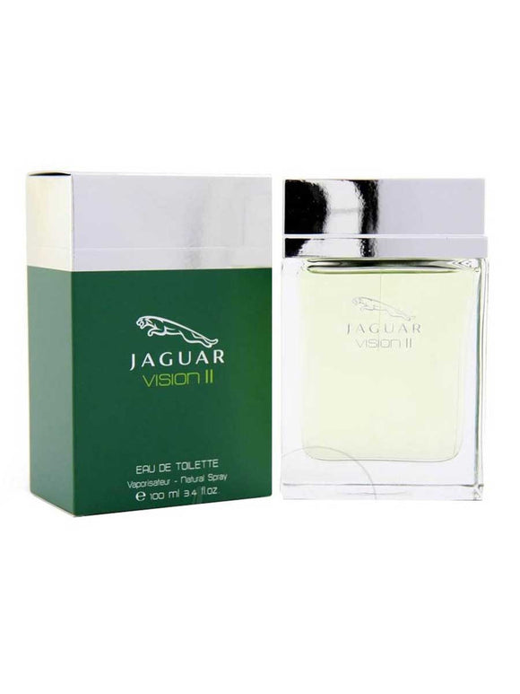 Jaguar Men Perfume Vision II EDT 100ml - Enem Store - Online Shopping Mall. The Generations Store