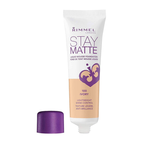 Rimmel London Stay Matt Foundation (Ivory)