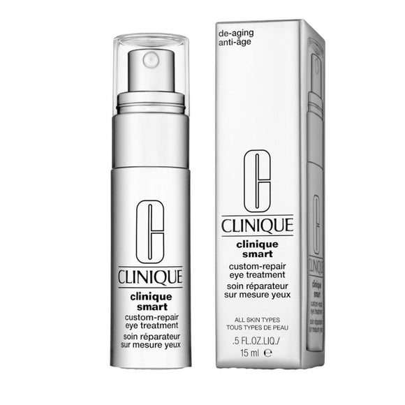 Clinique Smart Custom Repair Eye Treatment 15Ml - enemmall.com
