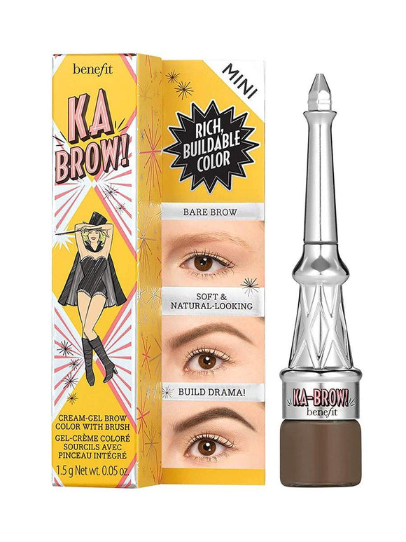 Benefit Ka Brow Cream Gel Brow Color # 4 With Brush 3.0G - enemmall.com