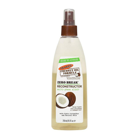 Palmers Coconut Oil Formula Zero Break Re Constructor 250ml