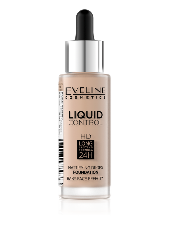 Eveline Liquid Mattifying Drops Foundation 30 - enemmall.com