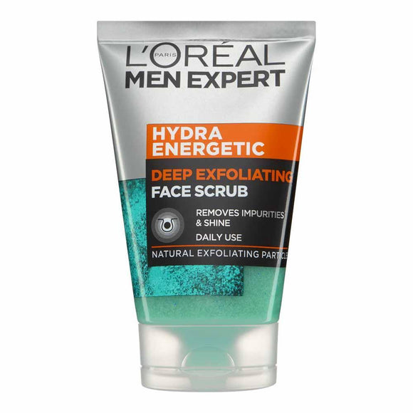 Loreal Men Expert Hydra Energetic Scrub 100ml - enemmall.com