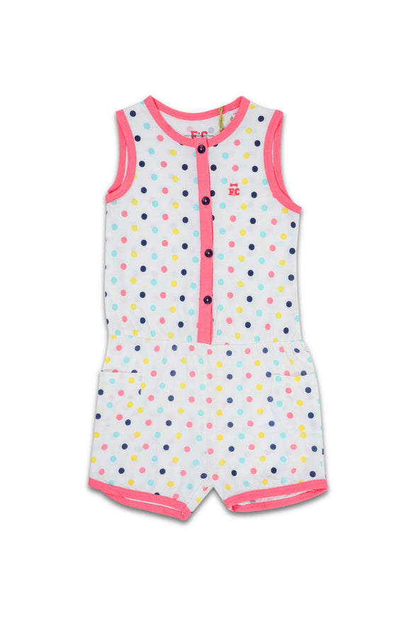 Jersey Play Suit-CG1054(TDG) - enemmall.com