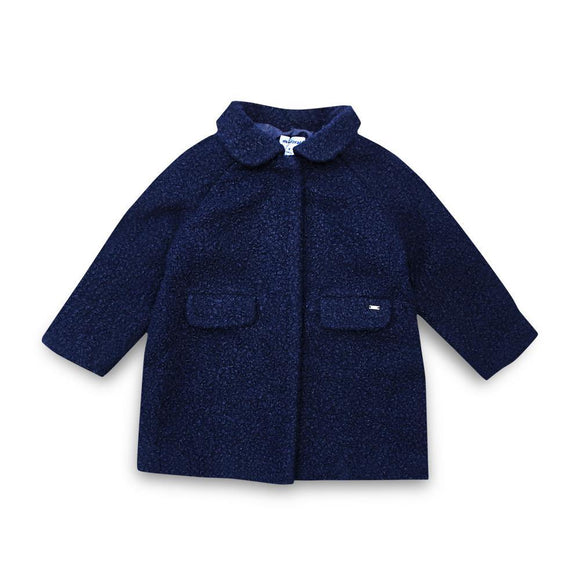Mayoral Girls Long Coat L/S #P2 (W-19)