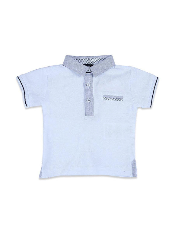 Imp Boys H/S Polo T-Shirt With Pocket Style # 1 (S-20) - enemmall.com