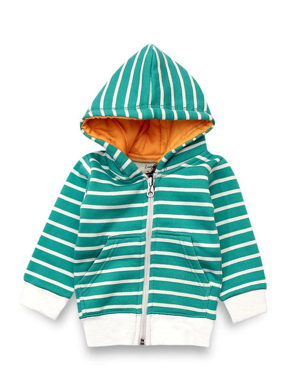 Linez Apparel Boys Hoodie With Hood # LA-20-BFHW-003 (SB)