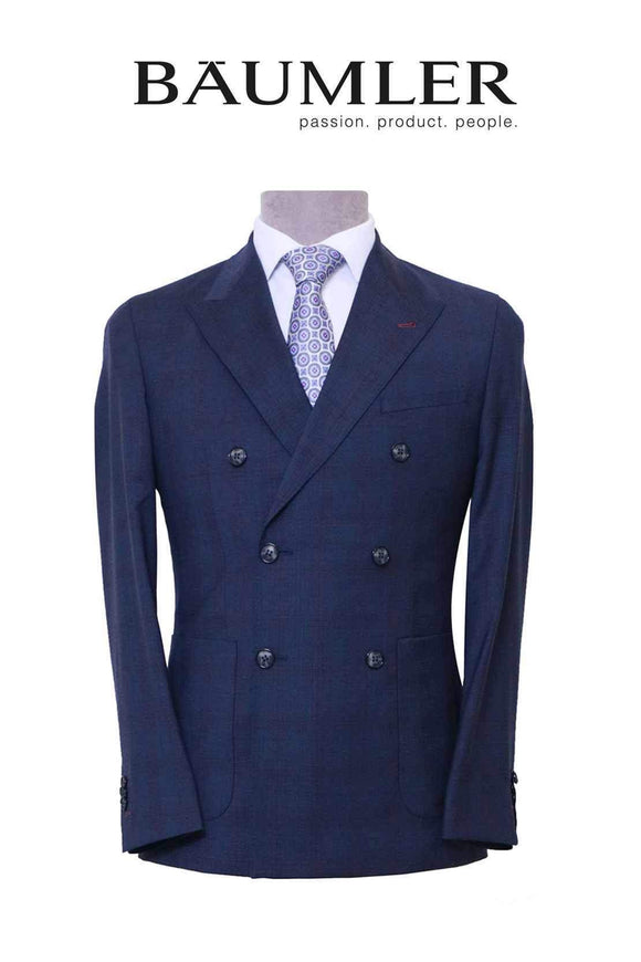 Baumler Men Suit 27007-28 - enemmall.com