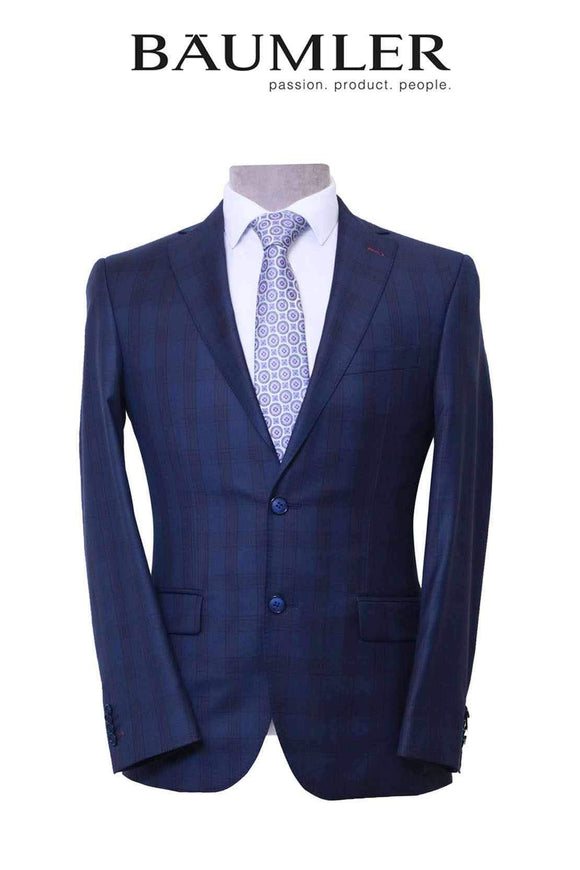 Baumler Men Suit 27013-28 - enemmall.com