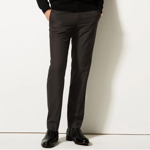 M&S Mens Polyester mix Formal Trouser T15/1636 - enemmall.com