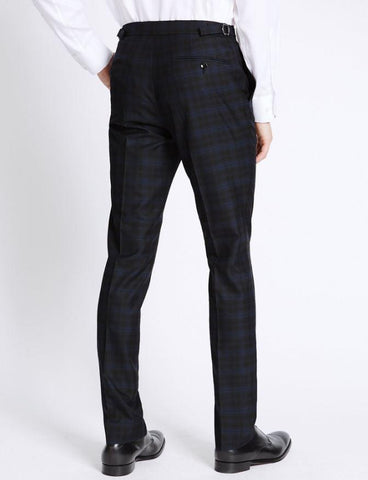 M&S Mens Polyester mix Formal Trouser T15/8044 - enemmall.com