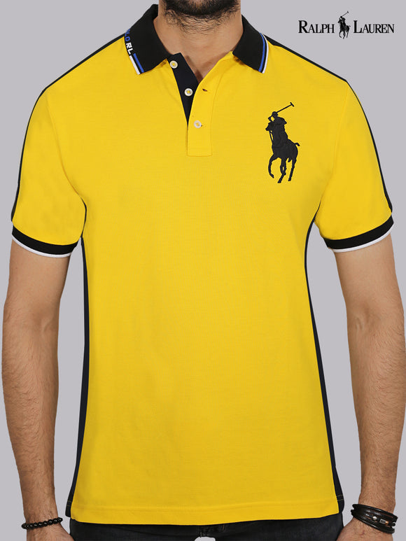 Ralph Lauren Mens S/S Polo With Big Pony 35820358070