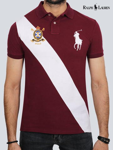 Ralph Lauren Mens Badge S/S Polo 710766413001