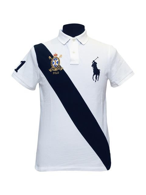 Ralph Lauren Mens Badge S/S Polo 710766413002 - Enem Store - Online Shopping Mall. The Generations Store
