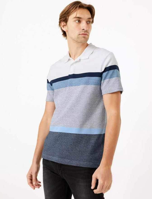 M&S Mens S/S Polo T28/3237M - Enem Store - Online Shopping Mall. The Generations Store