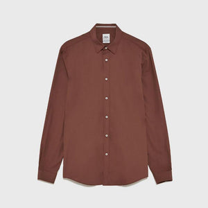 ZaraMan Casual F/S Plain Shirt 5680/247/700 - enemmall.com