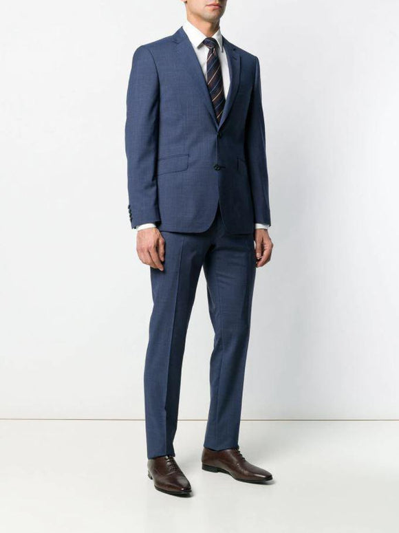 Hackett Mens Wool 2-Pcs Suit HM422698