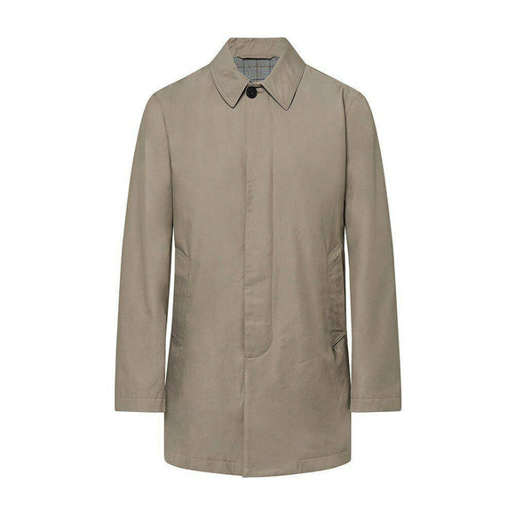 Hackett Mens Paraschute Long Coat HM402158