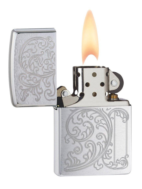 Zippo Lighter 29446 Vines Panel - enemmall.com