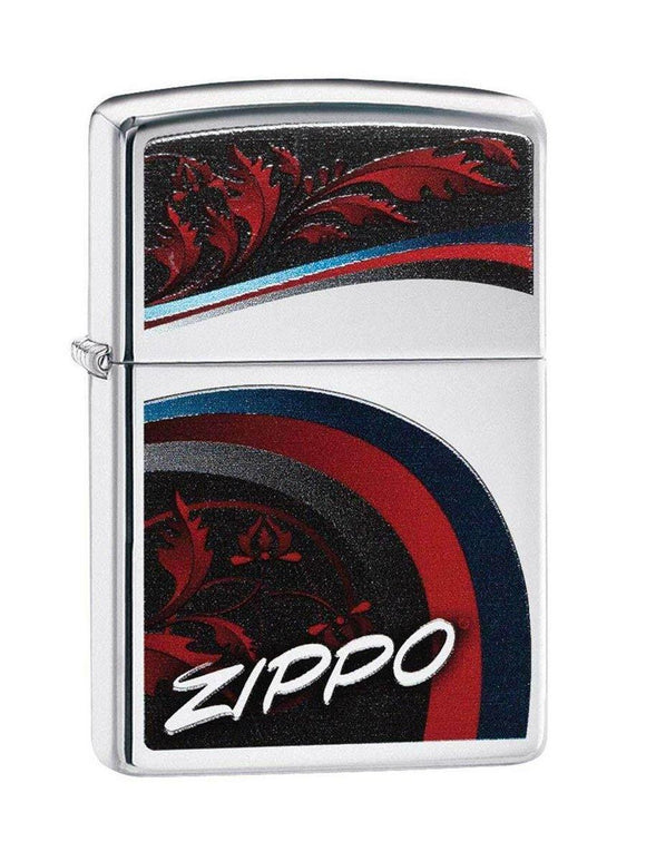 Zippo Lighter 29415 Satin & Ribbons - enemmall.com