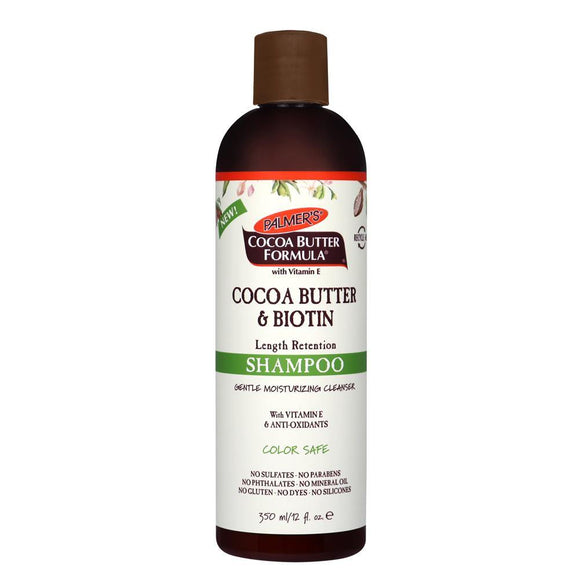 Palmers Cocoa Butter & Biotin Lenght Retention Shampoo 350ml 4791