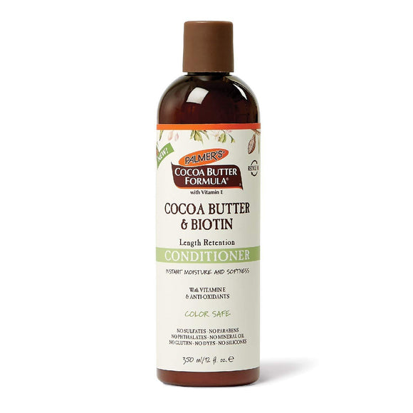 Palmers Cocoa Butter & Biotin Length Retention Conditioner 350ml