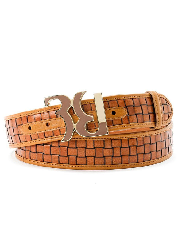 Billionaire Men Leather Belt 18A-MVA0206-BLE059N