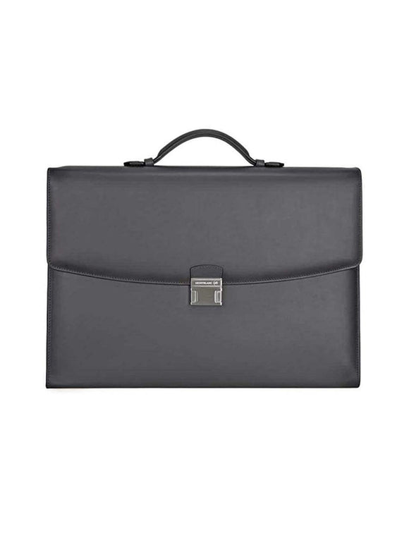 Montblanc Leather Bag 113157