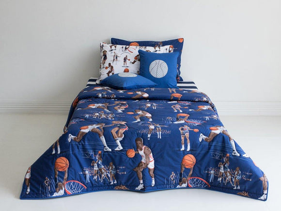 SEJ Kids Comforter Set Ruddy