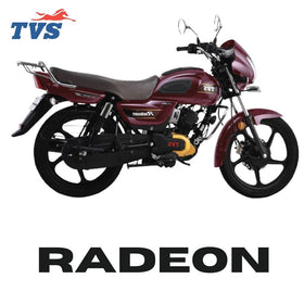 Online TVS Radeon Spare Parts Price List at www.eauto.co.in
