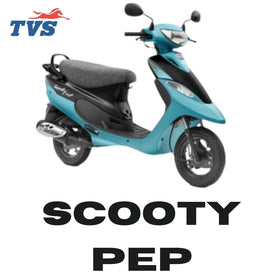 Online TVS Scooty Pep (Pep Plus) Spare Parts Price List at www.eauto.co.in