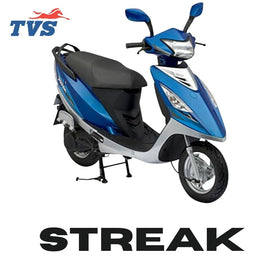 Online TVS Streak Spare Parts Price List at www.eauto.co.in