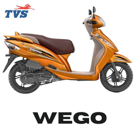 Online TVS Wego Spare Parts Price List at www.eauto.co.in