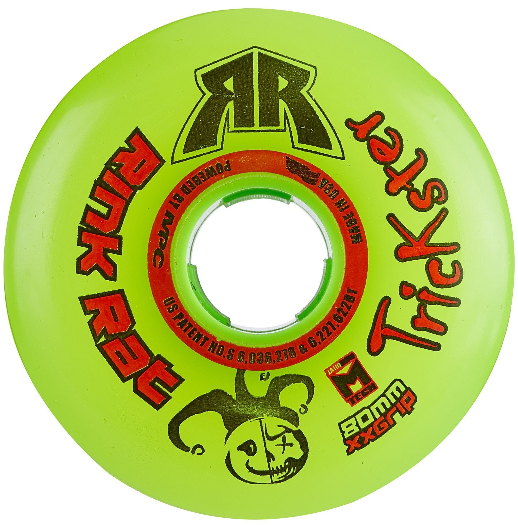 Rink Rat Trickster Wheels XX Wheels