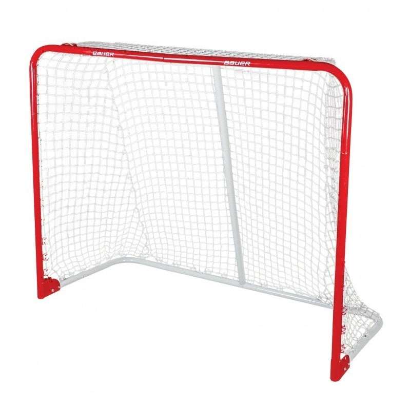 Bauer Deluxe Performance Folding Steel Goal