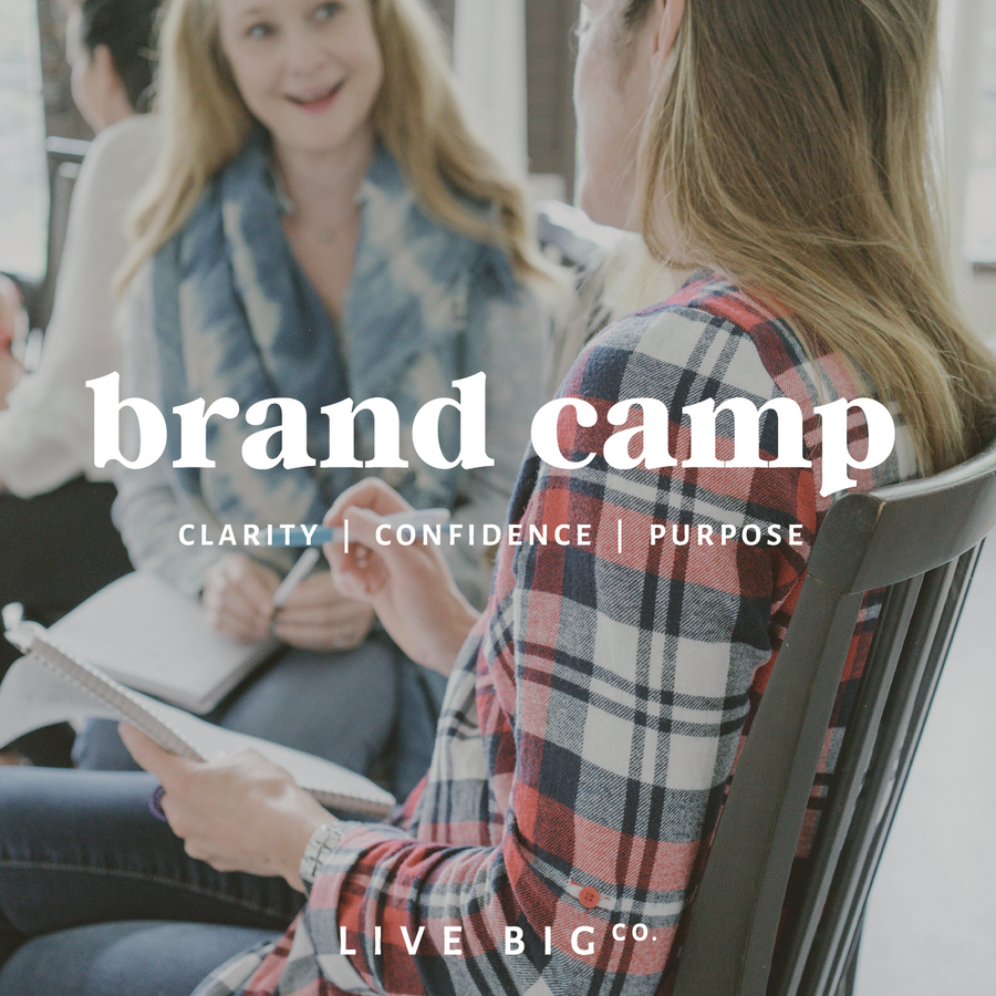 BRAND CAMP RETREAT - INDIVIDUAL