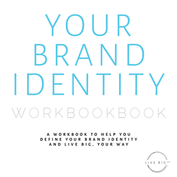 Your Brand Identity workbook