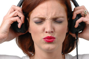 When the TV Is Too Loud: Listening to TV & Music with a Hearing Loss