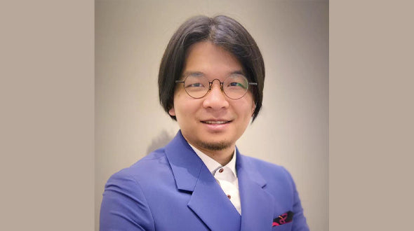 Calvin Zhang Jiangang CEO and co-founder at Incus Company Limited
