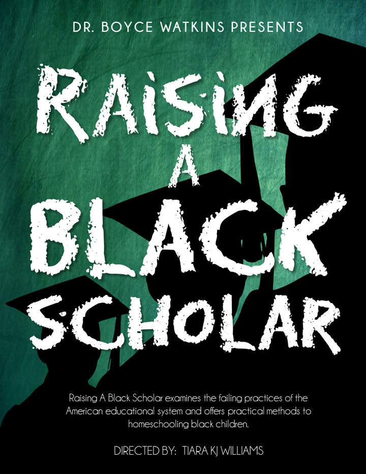 Raising A Black Scholar Curriculum Bundle