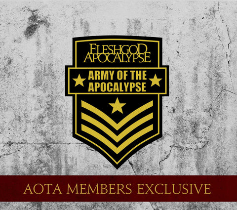 Army Of The Apocalypse Patch