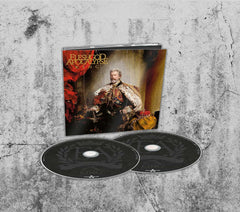 KING Digipack double CD
