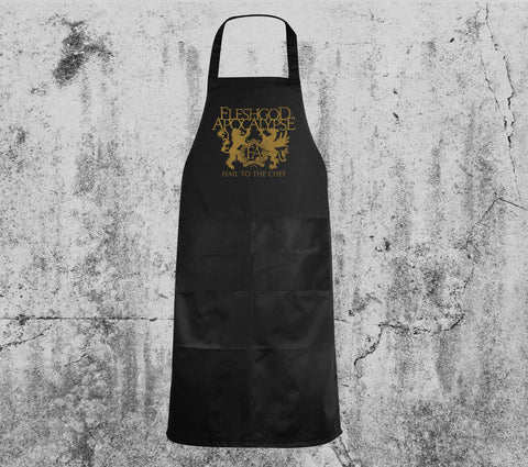 """Hail to the Chef"" Apron"