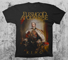 KING cover art t-shirt