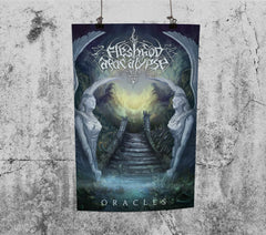 Fleshgod Apocalypse ORACLES cover art poster